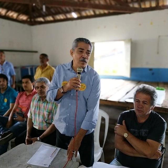 Roda de conversa em Santa Luzia
