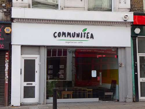 Communitea, South Norwood, London SE25