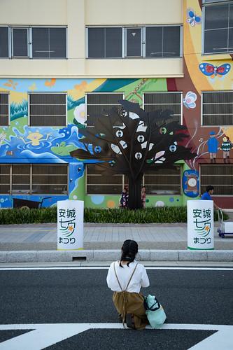 20180804 Anjo Tanabata festival 2