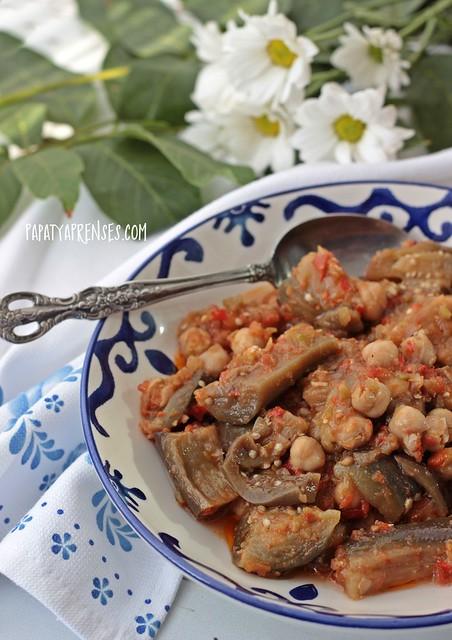 nohutlu patlıcan (4)