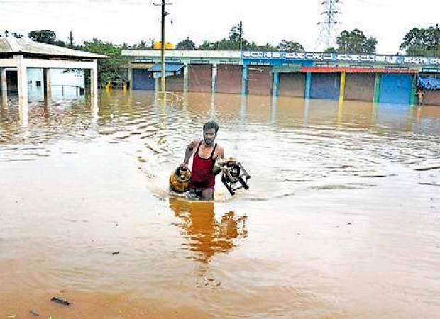 कोडागू बाढ़