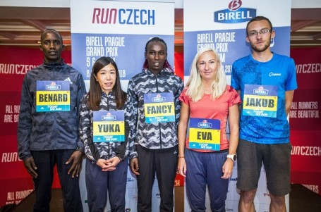 Praha přivítá hvězdy, Birell Grand Prix Praha už zítra