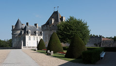 Chateau La Roche Courbon - Photo of Les Essards