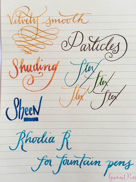 Rhodia ColoR Note Pad @exaclair @exaclairlimited 15