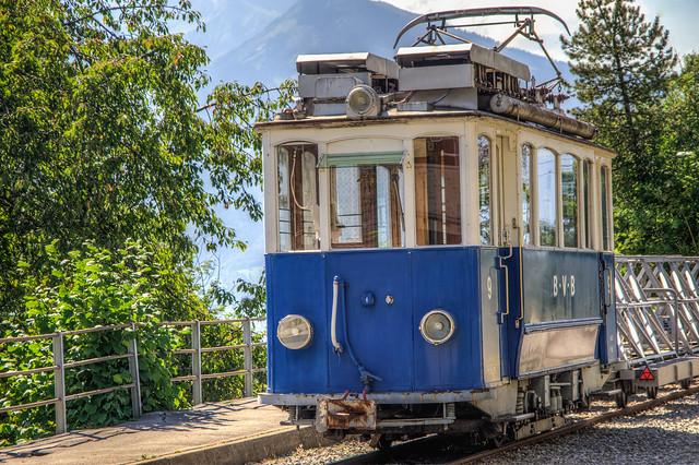 Gryon Streetcar