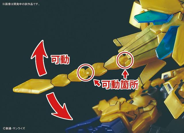 SDCS《機動戰士鋼彈NT》獨角獸鋼彈3號機「鳳凰」(毀滅模式)(Narrative Ver.)ユニコーンガンダム3号機 フェネクス(デストロイモード)(ナラティブVer.)