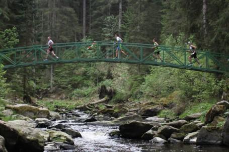 Xterra Czech Trail Run. Staro-nový terénní běh na jihu Čech