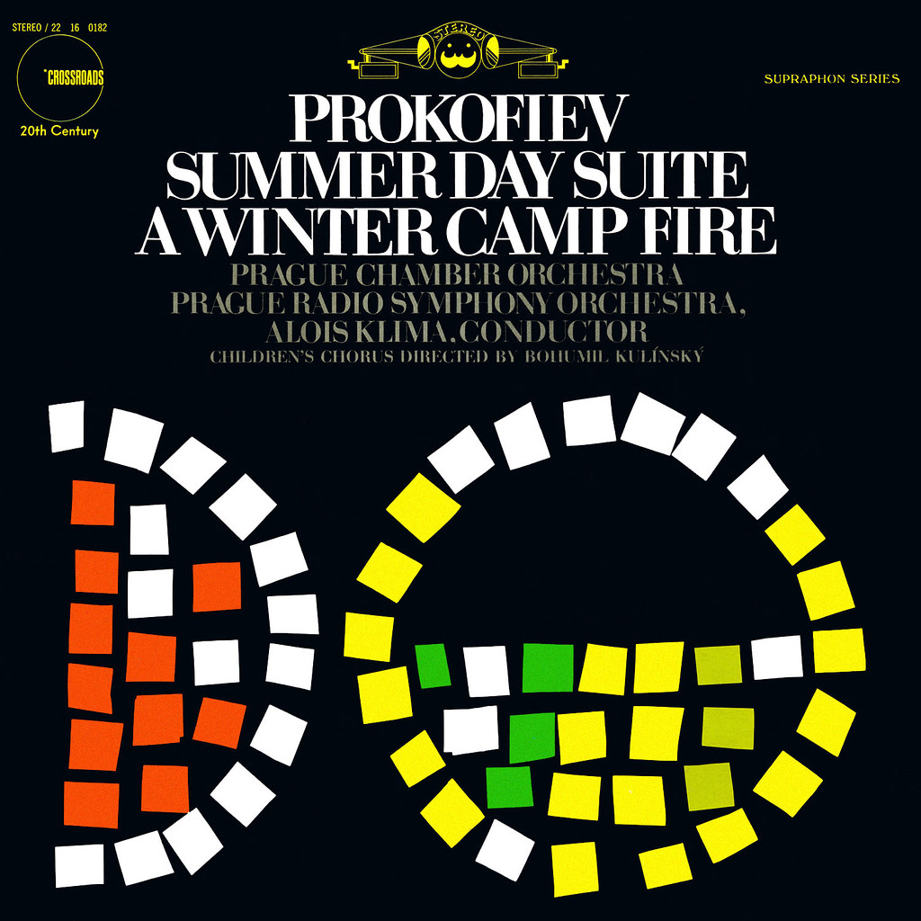 Sergei Prokofiev - Summer Day Suite