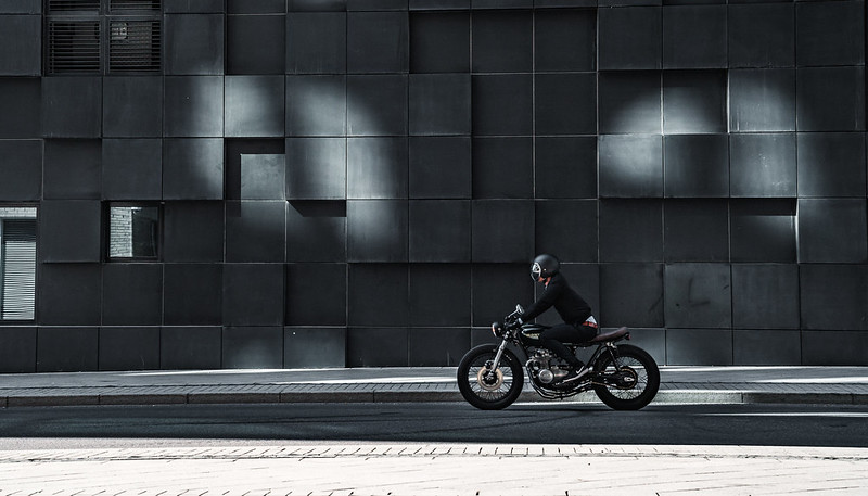 Oslo biker