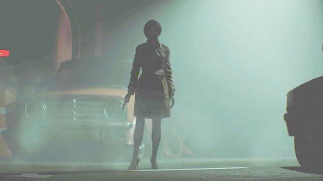 バイオハザードRE2のエイダ・ウォン