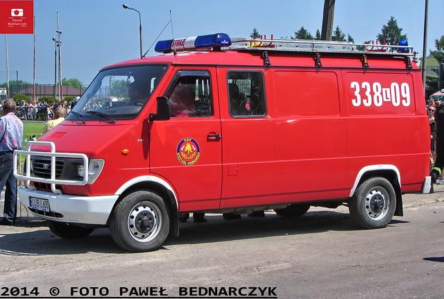 338[L]09 - GLM Daewoo Lublin III - OSP Ryczydół-Dobrowola