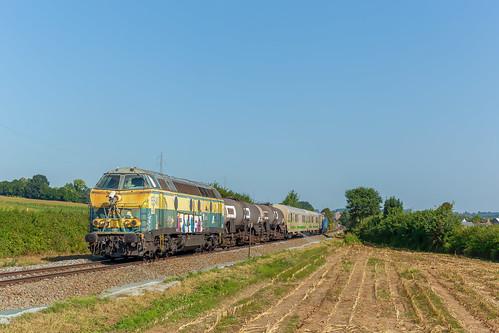 TUC-rail 5540 + Weedfree + Infrabel 6296