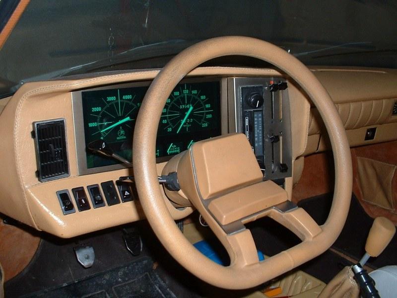 Matra Bagheera Serie 1 1973