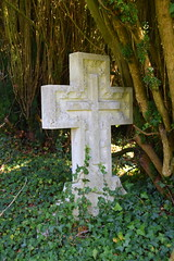 floriated cross