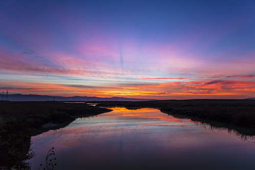 canon5dsr landscape water reflection sky clouds colour sunrise dawn morning outdoors nature usa california