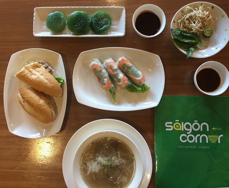 Saigon Corner, Tomas Morato