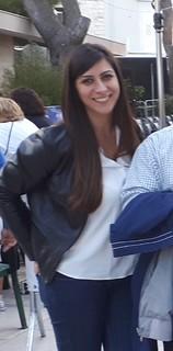 La consigliera Gabriella Ruggiero