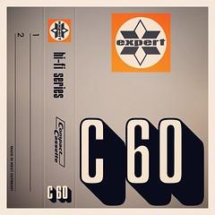 Cassettes: Expert Hi-fi Series C60