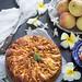 Torta di pesche senza glutine con crumble-9663