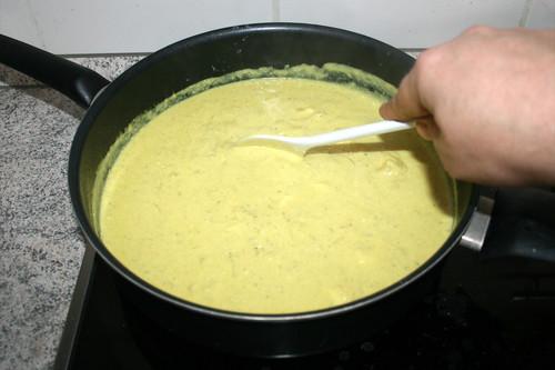 43 - Mozzarella schmelzen lassen / Let mozzarella melt