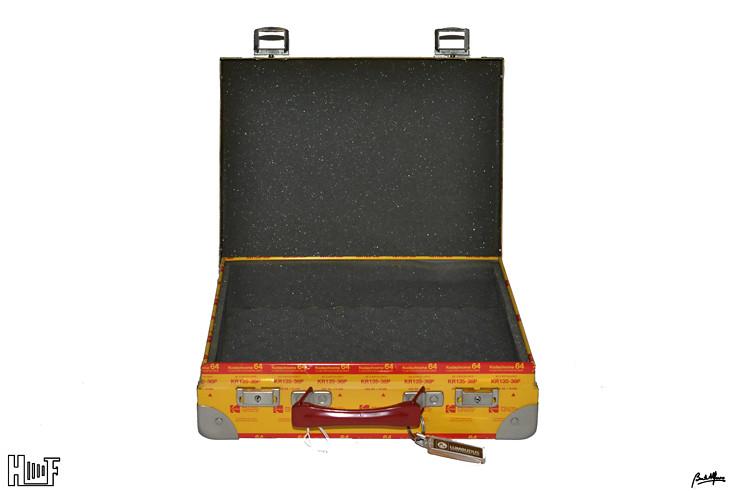 _DSC8386 Mala publicitária Kodachrome Briefcase
