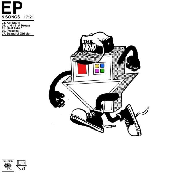 The Neighbourhood - Ever Changing EP