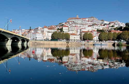 """Coimbra """"the city of students"""""""