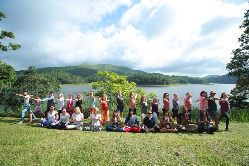 Yoga Ambassador Tour Kerala 2