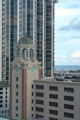 St Petersburg, FL - Hyatt Place - Downtown - View from my Room
