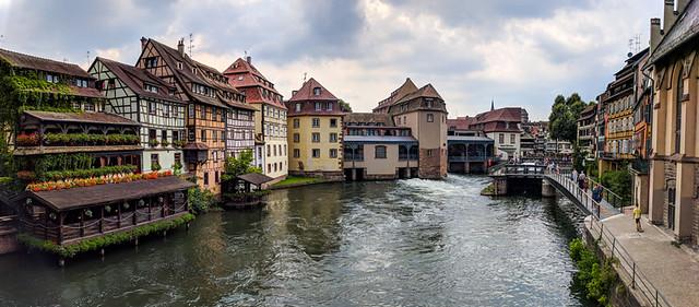 'Little Venice' Strasbourg
