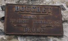 Bouchet, Drome
