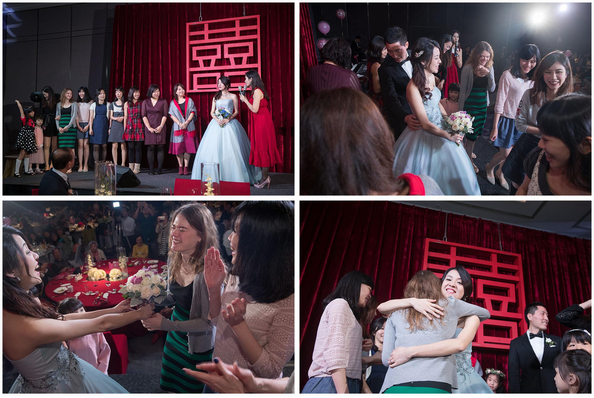 台北婚禮攝影,訂結喜宴,台北寒舍艾麗酒店,宴會廳