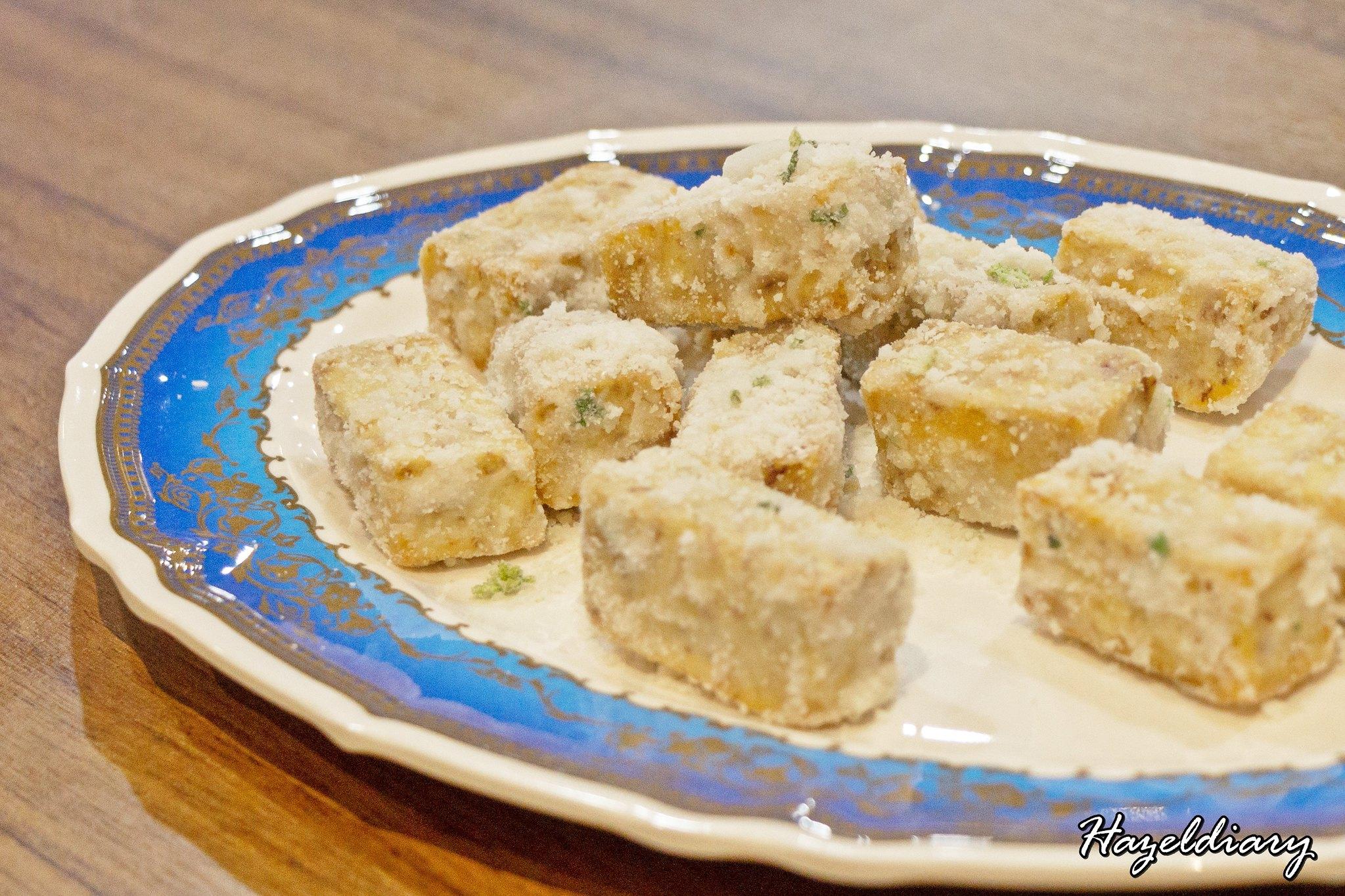 Soi Thai Soi Nice JEM-Hazeldiary-Snowflake Yam