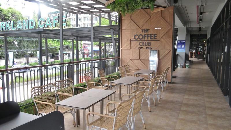 Coffee Club Beach Road Pattaya
