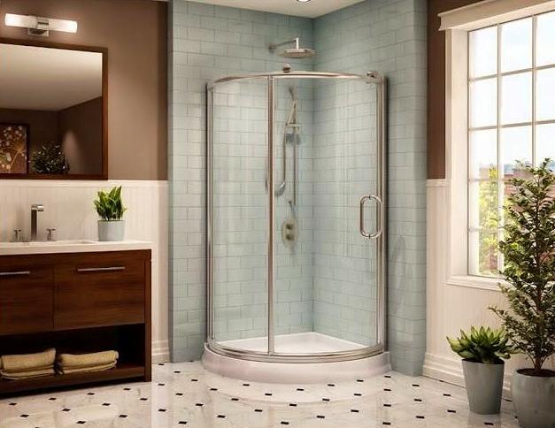 Unique Bathroom Cabinets Frame Less Glass Shower Door Cabinet Design Ideas Ideas To Love