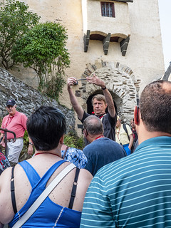 Our Guide at Marksburg Castle | by Son of Groucho