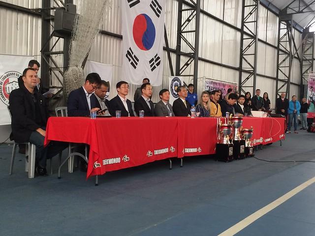 1ª Copa Consul Geral da Coréia