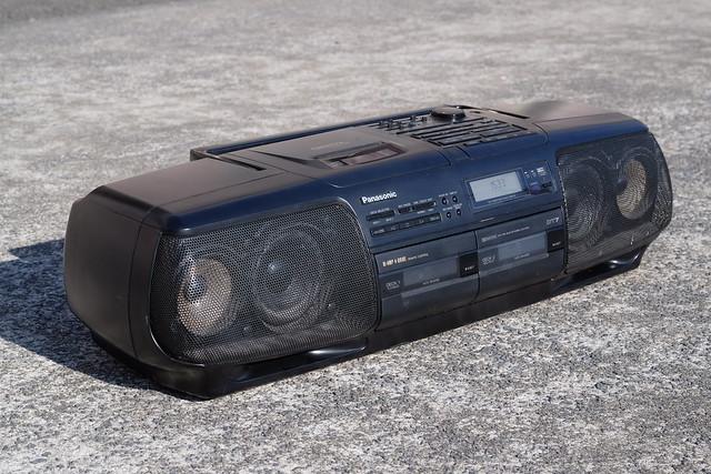 Panasonic RX-DT7