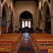 Nave of St Gregory and St Martin's Church, Wye