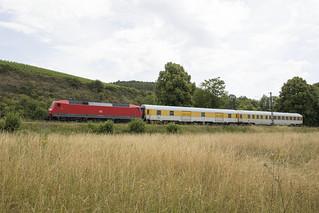 D DB 120 125-0 Himmelstadt 04-07-2018