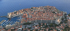 View of the Dubrovnik Old Town