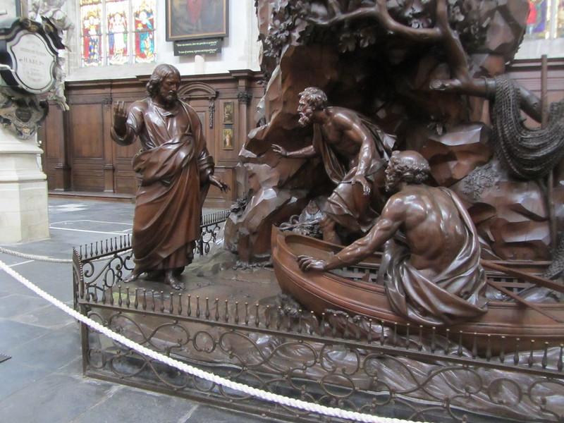 San Andres  - 29447998587 96428cffd3 c - Barroco in situ: arte e iglesias en Amberes