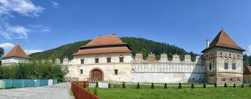 burg zitadelle rumänien harghita castle