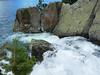 Potok padající do Lac Major de Colomèrs, foto: Petr Nejedlý