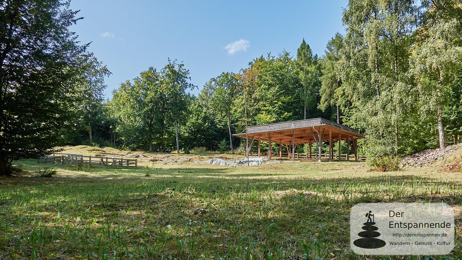 Villa Rustica im Binger Wald