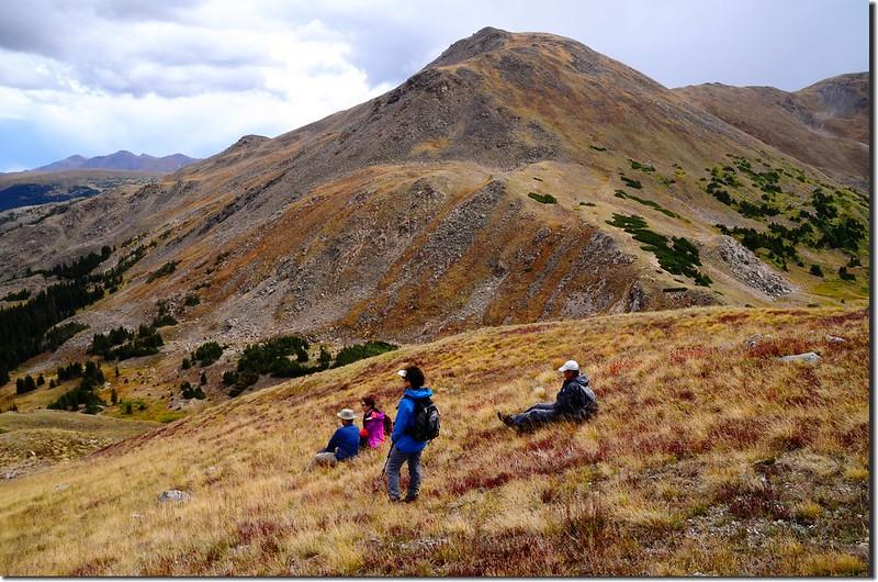 Taken from Continental Divide Trail, west saddle of Vasquez Peak (12)