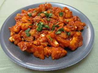 Manchurian Cauliflower