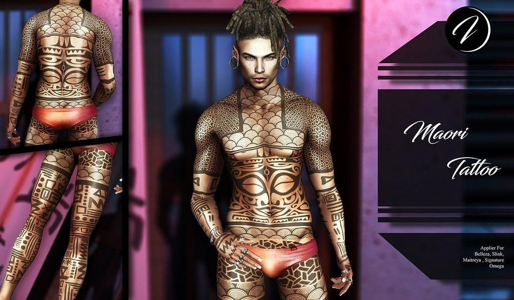 ..:: INKer ::.. Maori Tattoo - TeleportHub.com Live!