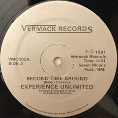 EXPERIENCE UNLIMITED:SECOND TIME AROUND(LABEL SIDE-A)