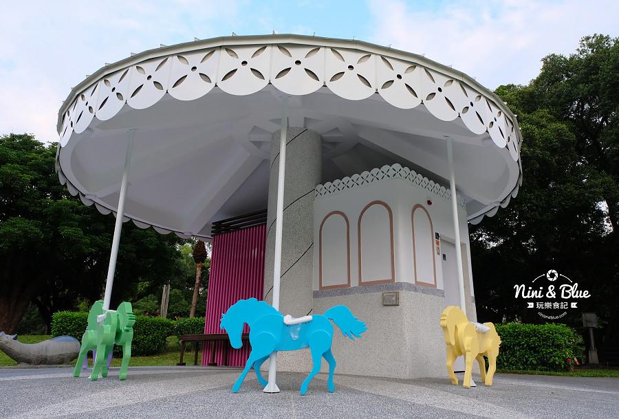 台中公園.台中旋轉木馬廁所25